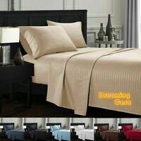 Egyptian Comfort 4 Piece Deep Pocket 1800 Count Bed Sheet Set Hypoallergenic 1R