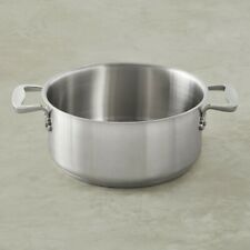 New listing All-Clad Professional Stainless-Steel 12-qt Rondeau