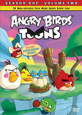 Angry Birds: Season 1 volume 2 Dvd * Great Family Fun & Fast Ship