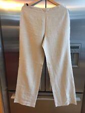 Boden Linen 32L Trousers for Women