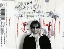 BRYAN ADAMS : THE ONLY THING THAT LOOKS GOOD ON ME IS YOU / CD - TOP-ZUSTAND