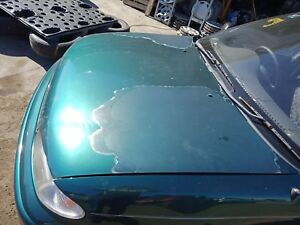 HYUNDAI EXCEL 4 DOOR BONNET