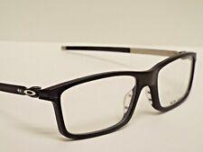 Authentic Oakley PITCHMAN OX8050-0155 Satin Black Eyeglasses Frame $290