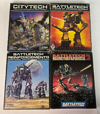 lot BattleTech Board Games FASA 1980s