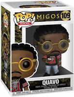 Migos Quavo POP! Rocks #109 Vinyl Figur Funko
