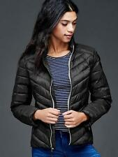 GAP ColdControl Lite Puffer Jacket, Lined, Black, Size M, NWT