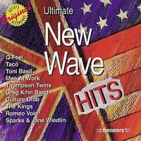 Ultimate New Wave Hits - Various Artists - CD 1997-06-10