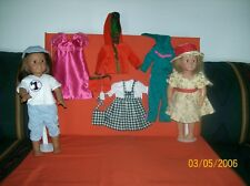 "American Girl - 18"" doll clothes - 6 cute outfits one low price"