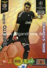 Adrenalyn XL Champions League 10/11 roberto Jimenez