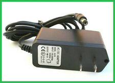 US 12V 1A  100-240V AC to DC  Power Supply 5.5mmx2.5mm For CCTV Camera 1A