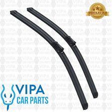 VW Jetta Saloon FEB 2006 to DEC 2011 Windscreen Wiper Blades Kit