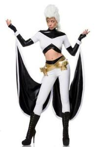 Marvel Storm Kostüm Cosplay Größe L = 40