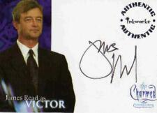 Charmed Conversations Auto Card A10 James Read as Victor