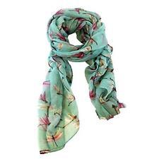 Fashion Womens Scarf Long Elegent Dragonfly Print Wraps Shawl Soft Scarves