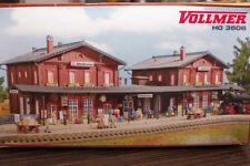 Unmontierte Bausätze/Kits Unbemalte Vollmer-Modelleisenbahnen