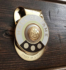Gary Player Money Clip Golf PGA Hall of Fame HOF Money Clip