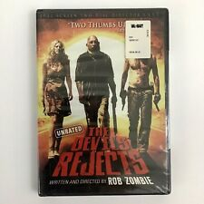 The Devil's Rejects (DVD, 2005) Full Screen 1.33:1 Unrated Region 1 NEW SEALED