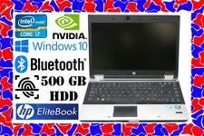 "Hp Elitebook 8440p ✓ 14.1 ""✓ Core I7 2.80ghzGhz ✓ 4gb Ram ✓ 500gb HDD ✓ Cargador"