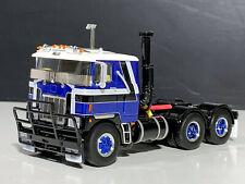 "MACK F700 6x4 ""BLUE GREY""-WSI TRUCK MODELS-Z01505"