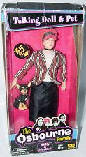 Kelly Osbourne con animale domestico, Bambola da collezione