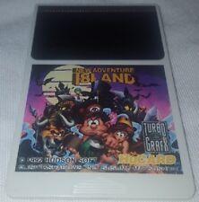 New Adventure Island (TurboGrafx-16, 1992) HuCard Only