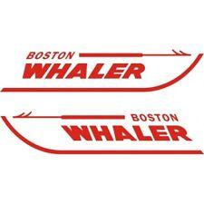 Boston Whaler Boat Vinyl Sticker/Decal
