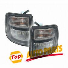 1 Pair Front Corner Turn Signal lamp Light for Mitsubishi Pajero Montero 97-99