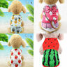Cute Summer Pet Puppy Small Dog Cat Pet Clothes Vest T Shirt Apparel Clothing @
