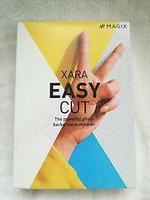 Nuevo Magix Xara Easycut, Removedor de fondo de fotos, editor, En Caja Dvd