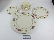 Lenox China Pavlova 0-386 60 Piece Dinner Place Setting 12ea. of Pictured