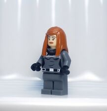 A1290 Lego CUSTOM PRINTED Agents of Shield DLC DAISY QUAKE SKYE MINIFIG Coulson