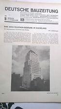 1928 10 USA Ohio Hochhaus Telefongebäude