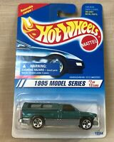 Hot Wheels 1994 Green Dodge Ram 1500 Truck #7 of 1995 Model Series, (13344) NRFP