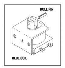 PULSE SOLENOID for AUTOCLAVES & STERILIZERS MIDMARK  Ritter M9  RPI #MIS044