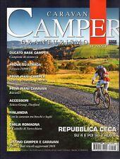 Caravan e Camper 2018 498 Maggio.Repubblica Ceca
