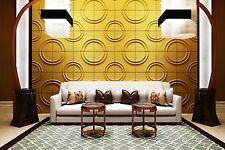 3D Wall Panel (ARC-D) 1 carton contains 48 panels coveri ng 128 sq/ft (sale)