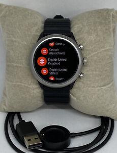 Fossil Gen 4 Authentic Genuine Digital Dial Smart Wrist Watch FTW4019 CO567