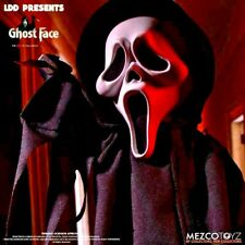 "Living Dead Dolls=""Scream"" -Ghostface. 10' Collector Graded #Hul17937"