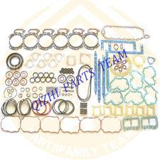 New Engine Gasket Set For Komatsu S6D125 Excavator PC300 6155-K1-9900/K2-9900