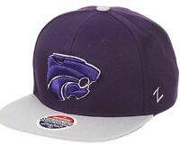 Zephyr NCAA Kansas State Wildcats, Adjustable New Free Shipping Hat/Cap