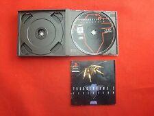 THUNDERHAWK 2: Firestorm - PLAYSTATION sles-00144