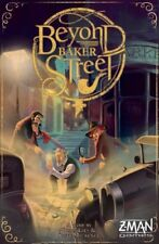 Beyond Baker Street [Card Game, Z Man Games, Murder Mystery, 2 - 4 Players] NEW