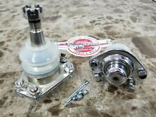 NIB CHROME CLEAR Upper Ball Joints 78-87 G-Body & 71-96 Impala/Caprice