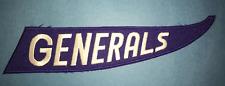 Oshawa Generals OHL CHL Hockey CCM  Maska Iron On Patch Crest