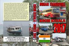 3489. Kochi, India. Buses and ferries. Feb 2017. We look at several locations fo