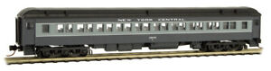 Micro-Trains MTL N-Scale Heavyweight PW Coach Car New York Central/NYC #2825