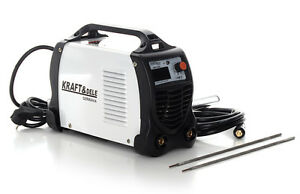 KD844 250A Welding Inverter Machine by Kraft & Dele Germania IGBT MMA ARC NEW!
