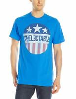 FREEZE Men's Unelectable T-Shirt, Royal, 3XL