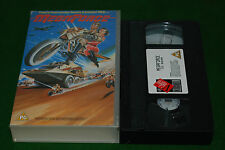 MEGAFORCE   rare biker pre cert    vhs  movie rare