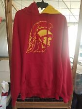 USC Trojans Authentic Apparel Hoodie sweatshirt size Large
